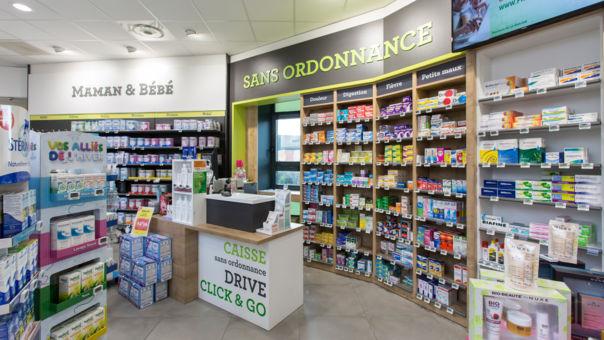 Pharmacie De La Baulche,SAINT-GEORGES-SUR-BAULCHE