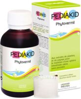 Pediakid Phytovermile Sirop Fl/125ml à SAINT-GEORGES-SUR-BAULCHE