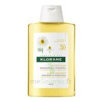 Klorane Camomille Shampooing 200ml à SAINT-GEORGES-SUR-BAULCHE