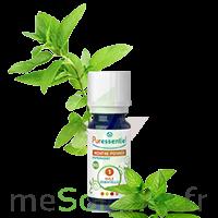 Puressentiel Huiles essentielles - HEBBD Menthe poivrée BIO* - 10 ml à SAINT-GEORGES-SUR-BAULCHE