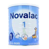 Novalac 1 Lait En Poudre 1er âge B/800g à SAINT-GEORGES-SUR-BAULCHE