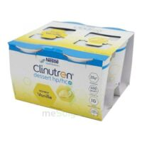 Clinutren Dessert 2.0 Kcal Nutriment Vanille 4cups/200g à SAINT-GEORGES-SUR-BAULCHE