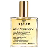 Huile prodigieuse®- huile sèche multi-fonctions visage, corps, cheveux100ml à SAINT-GEORGES-SUR-BAULCHE