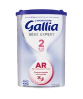 Gallia Bebe Expert Ar 2 Lait En Poudre B/800g à SAINT-GEORGES-SUR-BAULCHE