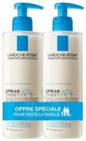 Lipikar Syndet Ap+ Crème Lavante Relipidante 2fl Pompe/400ml à SAINT-GEORGES-SUR-BAULCHE