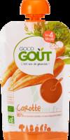 Good Goût Alimentation Infantile Carottes Gourde/120g à SAINT-GEORGES-SUR-BAULCHE