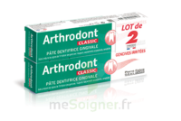 Pierre Fabre Oral Care Arthrodont Dentifrice Classic Lot De 2 75ml à SAINT-GEORGES-SUR-BAULCHE