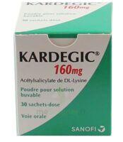Kardegic 160 Mg, Poudre Pour Solution Buvable En Sachet à SAINT-GEORGES-SUR-BAULCHE