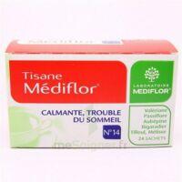 Mediflor N°14 Calmante - Trouble Du Sommeil, Mélange De Plantes Pour Tisane En Sachet-dose à SAINT-GEORGES-SUR-BAULCHE