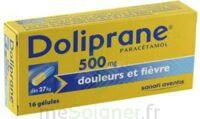 Doliprane 500 Mg Gélules B/16 à SAINT-GEORGES-SUR-BAULCHE