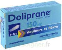 Doliprane 150 Mg Suppositoires 2plq/5 (10) à SAINT-GEORGES-SUR-BAULCHE
