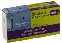 Diosmine Biogaran Conseil 600 Mg, Comprimé Pelliculé à SAINT-GEORGES-SUR-BAULCHE