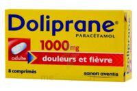 Doliprane 1000 Mg Comprimés Plq/8 à SAINT-GEORGES-SUR-BAULCHE