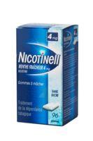 Nicotinell Menthe Fraicheur 4 Mg Sans Sucre, Gomme à Mâcher Médicamenteuse 8plq/12 à SAINT-GEORGES-SUR-BAULCHE
