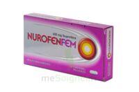 Nurofenfem 400 Mg, Comprimé Pelliculé à SAINT-GEORGES-SUR-BAULCHE