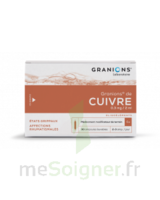 Granions De Cuivre 0,3 Mg/2 Ml S Buv 30amp/2ml à SAINT-GEORGES-SUR-BAULCHE