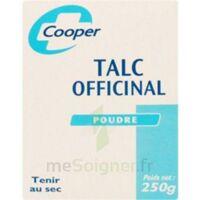 Cooper Talc, Bt 250 G à SAINT-GEORGES-SUR-BAULCHE