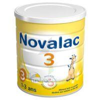 Novalac 3 Lait De Croissance B/800g à SAINT-GEORGES-SUR-BAULCHE