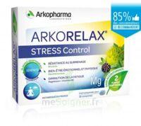 Arkorelax Stress Control Comprimés B/30 à SAINT-GEORGES-SUR-BAULCHE