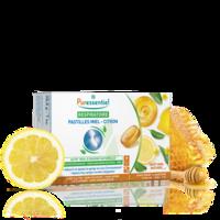 Puressentiel Respiratoire Pastilles Respiratoire Gorge Miel-citron - 18 Pastilles à SAINT-GEORGES-SUR-BAULCHE