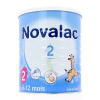 Novalac 2 Lait En Poudre 2ème âge B/800g* à SAINT-GEORGES-SUR-BAULCHE