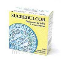 Pierre Fabre Health Care Sucredulcor Effervescent Boîtes De 600 Comprimés à SAINT-GEORGES-SUR-BAULCHE