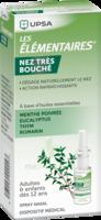Les Elementaires Solution Nasale Nez Très Bouché 15ml à SAINT-GEORGES-SUR-BAULCHE