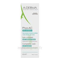 Aderma Phys'ac Global Soin Imperfection Sévères 40ml à SAINT-GEORGES-SUR-BAULCHE