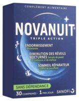 Novanuit Triple Action Comprimés B/30 à SAINT-GEORGES-SUR-BAULCHE