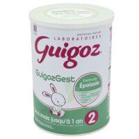 Guigoz Guigozgest 2 Lait Poudre B/800g à SAINT-GEORGES-SUR-BAULCHE