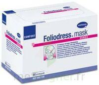 Foliodress Masque chirurgie très haute filtration B/50 à SAINT-GEORGES-SUR-BAULCHE