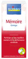 Boiron Mémoire Ginkgo Extraits De Plantes Fl/60ml à SAINT-GEORGES-SUR-BAULCHE