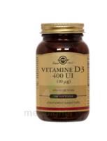 Solgar Vitamine D3 à SAINT-GEORGES-SUR-BAULCHE
