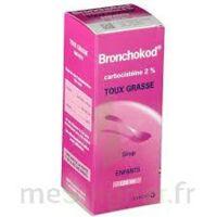 BRONCHOKOD ENFANTS 2 POUR CENT, sirop à SAINT-GEORGES-SUR-BAULCHE