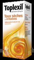 Toplexil 0,33 Mg/ml, Sirop 150ml à SAINT-GEORGES-SUR-BAULCHE