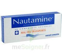 Nautamine, Comprimé Sécable à SAINT-GEORGES-SUR-BAULCHE