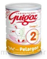 Guigoz Pelargon 2 Bte 800g à SAINT-GEORGES-SUR-BAULCHE
