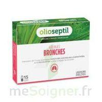 Olioseptil Bronches 15 Gélules à SAINT-GEORGES-SUR-BAULCHE