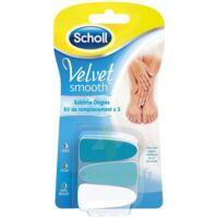 Scholl Velvet Smooth Ongles Sublimes Kit De Remplacement à SAINT-GEORGES-SUR-BAULCHE