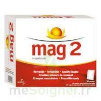 Mag 2, Poudre Pour Solution Buvable En Sachet à SAINT-GEORGES-SUR-BAULCHE