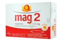 Mag 2 122 Mg S Buv En Ampoule Sans Sucre édulcoré à La Saccharine Sodique 30amp/10ml à SAINT-GEORGES-SUR-BAULCHE
