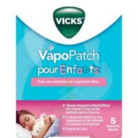 Vicks Vapopatch Enfants à SAINT-GEORGES-SUR-BAULCHE