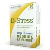 D-stress, Boite De 80 à SAINT-GEORGES-SUR-BAULCHE