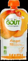 Good Goût Alimentation Infantile Mangue Gourde/120g