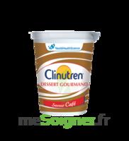 Clinutren Dessert Gourmand Nutriment Café 4cups/200g à SAINT-GEORGES-SUR-BAULCHE