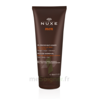 Nuxe Men Gel Douche Multi-usages 200ml Lot De Deux