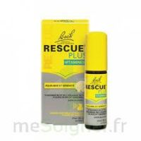 Rescue Plus Vitamines Spray 20 Ml à SAINT-GEORGES-SUR-BAULCHE