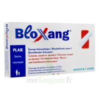 Bloxang Eponge De Gélatine Stérile Hémostatique B/5 à SAINT-GEORGES-SUR-BAULCHE