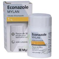 Econazole Mylan 1 % Pdr Appl Cut Fl/30g à SAINT-GEORGES-SUR-BAULCHE