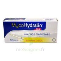 Mycohydralin 500 Mg, Comprimé Vaginal à SAINT-GEORGES-SUR-BAULCHE